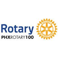 Phoenix Rotary logo